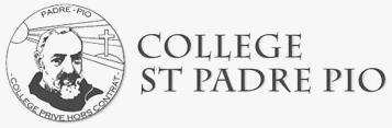 Padre Pio : Collège privé Catholique près de Paris Logo