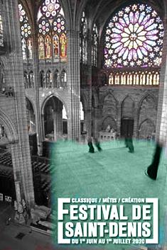 Visite de la cathédrale Sain-Denis